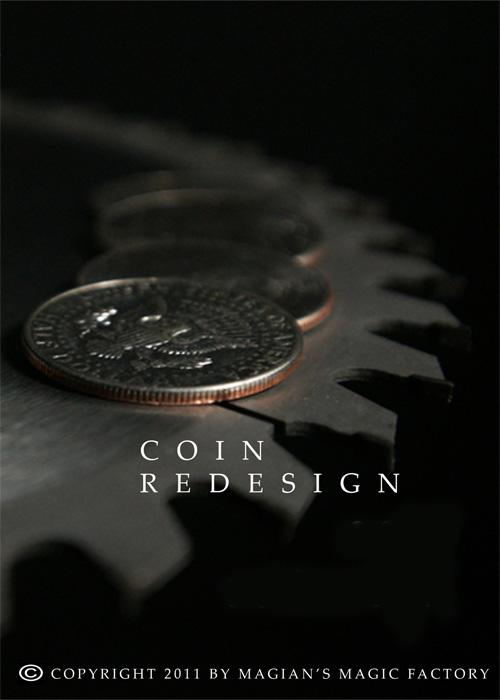 마술DVD-Coin Redesign (동전마술배우기) - 유매직, 24,000원, 동전마술, 동전마술