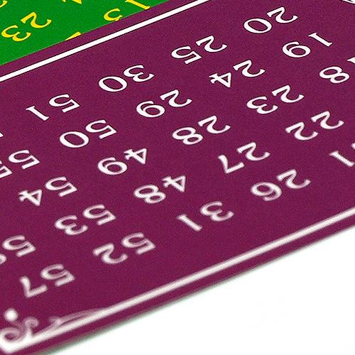 숫자카드4(NUMERIC MENTAL CARD) - 유매직, 450원, 카드마술, 카드마술